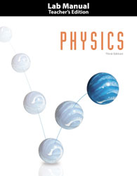 BJU Physics Lab Manual Teacher's Edition (3rd ed.) - Learning Plus PH