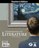 BJU Fundamentals of Literature Teacher's Edition with CD (2nd ed.) - Learning Plus PH