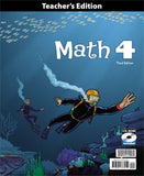 BJU Math 4 Teacher's Edition with CD (3rd ed.) - Learning Plus PH