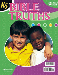 BJU Bible Truths K5 Student Packet (2nd ed.) (PH) - Learning Plus PH