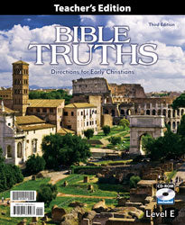 BJU Bible Truths E Teacher's Edition (3rd ed.) (PH) - Learning Plus PH