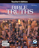 BJU Bible Truths F Teacher's Edition (3rd ed.) - Learning Plus PH