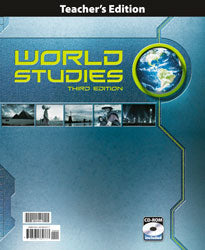 BJU World Studies Teacher's Edition (3rd ed.) - Learning Plus PH