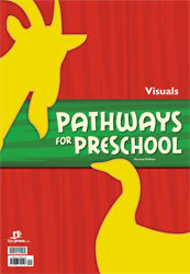 BJU Pathways for Preschool Teacher's Visual Packet (2nd ed.) - Learning Plus PH