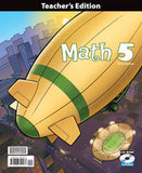 BJU Math 5 Teacher's Edition with CD (3rd ed.) - Learning Plus PH
