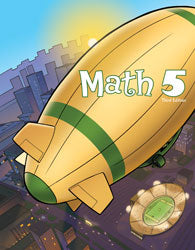 BJU Math 5 Student Worktext (3rd ed.) (PH) - Learning Plus PH