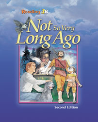 BJU Reading 3B Student Text: Not So Very Long Ago (2nd Ed.) (PH) - Learning Plus PH