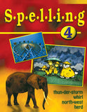 BJU Spelling 4 Student Worktext (Upgraded 1st Ed.) (PH) - Learning Plus PH