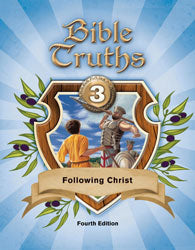 BJU Bible Truths 3 Student Worktext (4th ed.) (PH) - Learning Plus PH