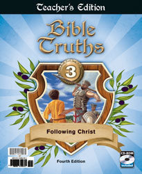 BJU Bible Truths 3 Teacher's Edition (4th ed.) - Learning Plus PH