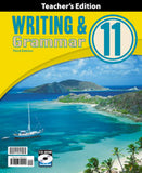 BJU Writing & Grammar 11 Teacher's Edition with CD (3rd ed.) - Learning Plus PH