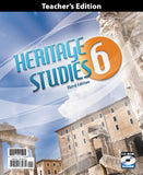 BJU Heritage Studies 6 Teacher's Edition with CD (3rd ed.) - Learning Plus PH