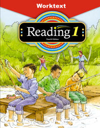 BJU Reading 1 Student Worktext (4th ed.) (PH) - Learning Plus PH