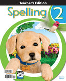 BJU Spelling 2 Teacher's Edition (2nd Ed.) - Learning Plus PH