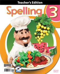 BJU Spelling 3 Teacher's Edition with CD (2nd ed.) - Learning Plus PH