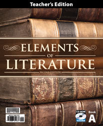 BJU Elements of Literature Teacher's Edition with CD (2nd ed.) - Learning Plus PH