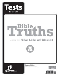 BJU Bible Truths A Tests (4th ed.) (PH) - Learning Plus PH