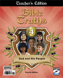 BJU Bible Truths 4 Teacher's Edition (4th ed.) - Learning Plus PH