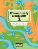 BJU Phonics & English Student Worktext (3rd ed.) - Learning Plus PH