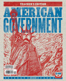 BJU American Government Teacher's Edition with CD (3rd ed.) - Learning Plus PH