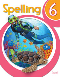 BJU Spelling 6 Student Worktext (2nd Ed.) (PH)