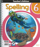 BJU Spelling 6 Teacher's Edition (2nd Ed.) - Learning Plus PH