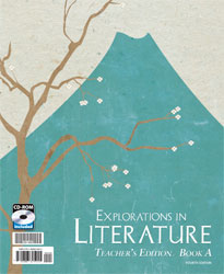 BJU Explorations in Literature Teacher's Edition with CD (4th ed.) - Learning Plus PH