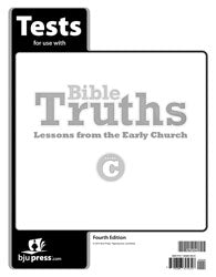 BJU Bible Truths C Tests (4th ed.) (PH) - Learning Plus PH