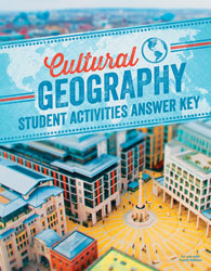 BJU Cultural Geography Student Activities Manual Answer Key (4th ed.) (PH) - Learning Plus PH