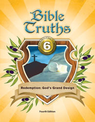 BJU Bible Truths 6 Student Worktext (4th ed.) (PH) - Learning Plus PH