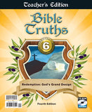 BJU Bible Truths 6 Teacher's Edition (4th ed.) - Learning Plus PH