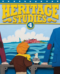 BJU Heritage Studies 4 Student Text (3rd ed.) (PH) - Learning Plus PH