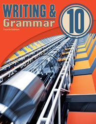 BJU Writing & Grammar 10 Student Worktext (4th ed.) (PH) - Learning Plus PH