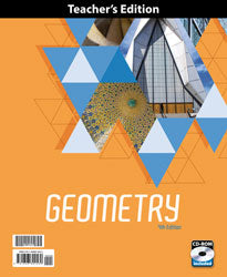 BJU Geometry Teacher's Edition with CD (4th ed.) - Learning Plus PH