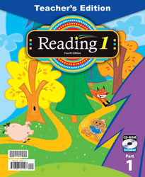 BJU Reading 1 Teacher's Edition with CD (4th ed.) - Learning Plus PH