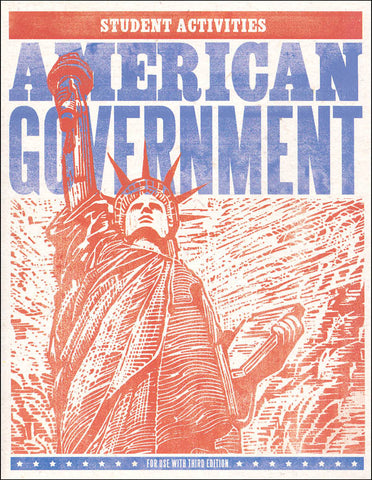 BJU American Government Student Activities Manual (3rd ed.) (PH) - Learning Plus PH