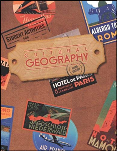 BJU Cultural Geography Student Activities Manual (3rd Ed.) (PH) - Learning Plus PH