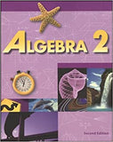 BJU Algebra 2 Student Text (2nd ed.)
