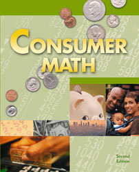 BJU Consumer Math Student Text (2nd ed.)