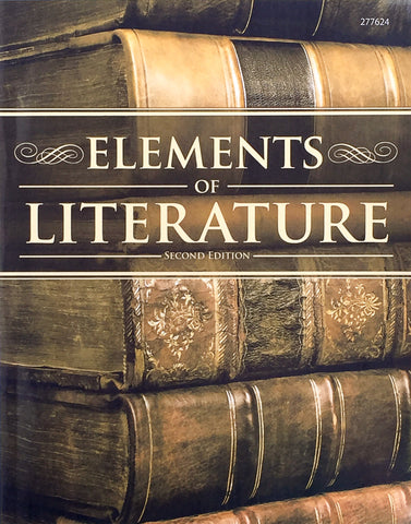BJU Elements of Literature 10 (Student Text) - Learning Plus PH