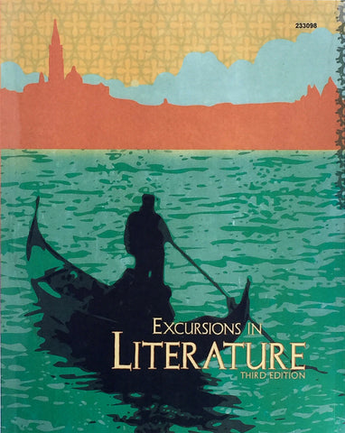 BJU Excursions in Literature 8 (Student Text) - Learning Plus PH