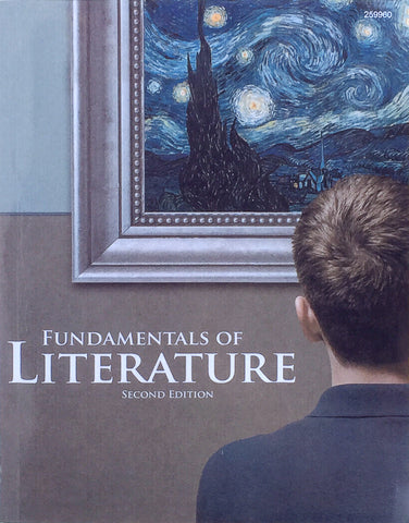 BJU Fundamentals of Literature 9 (Student Text) - Learning Plus PH