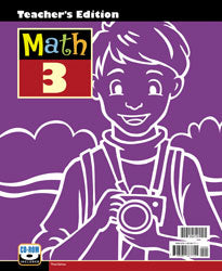 BJU Math 3 Reviews Teacher's Edition (3rd ed.)