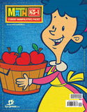 US - BJU K5 Math Student Manipulative Packet (4th ed.)