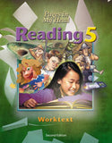 BJU Reading 5 Student Worktext (2nd ed.) - Learning Plus PH