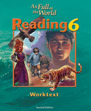 BJU Reading 6 Student Worktext (2nd ed.) - Learning Plus PH