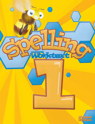 BJU Spelling 1 Student Worktext (2nd ed.)