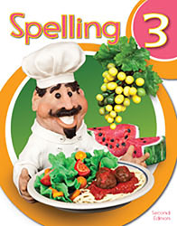 BJU Spelling 3 Student Worktext (2nd ed.)