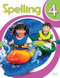 BJU Spelling 4 Student Worktext (2nd Ed.)