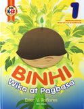 Binhi: Wika at Pagbasa 1 Set (Textbook, TM) - Learning Plus PH
